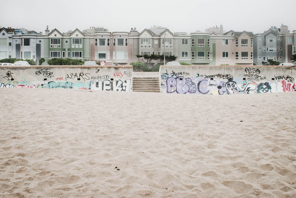 San Francisco House Beach